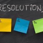 comment appliquer ses bonnes résolutions